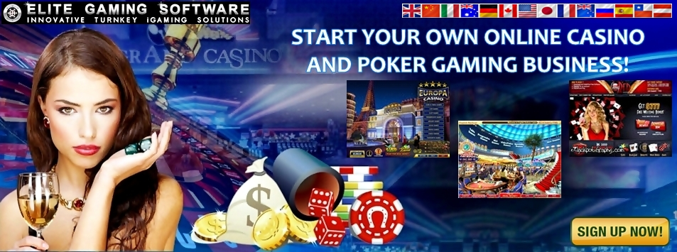 start your own online casino